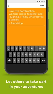 screenshot of Jodel - Hyperlocal Community version 5.70.1
