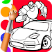 Download Kids Coloring Book for Boys 1.3.1 APK