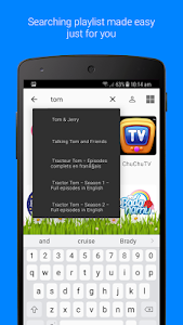 screenshot of Kids YouTube Videos withRemote version 3.1.1