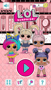 screenshot of L.O.L. Surprise Ball Pop version Varies with device