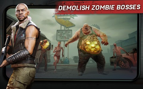 screenshot of Left to Survive: PvP Zombie Shooter version 2.2.1