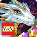 LEGO\u00ae Elves Match Game with Dragons and Building