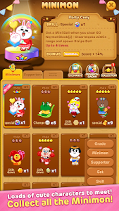screenshot of LINE POP2 version 5.3.3