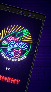 screenshot of Truth Or Dare - Spin the bottle version 4.2.3