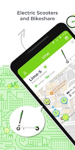 screenshot of Lime - Your Ride Anytime version 2.87.1