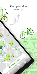 screenshot of Lime - Your Ride Anytime version 2.18.0