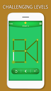 screenshot of Line Stroke Puzzle: One Line Addicting 2019 Puzzle version 1.0