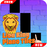 Cover Image of Download Lion - King 🎹 Piano Tiles 1.0.17 APK