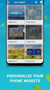 screenshot of Live Weather - Weather Forecast Apps 2019 version 1.1.6