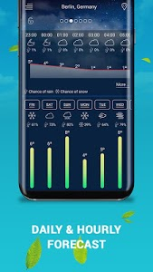 screenshot of Live Weather - Weather Forecast Apps 2019 version 1.2.0