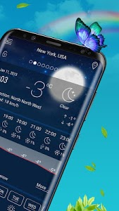 screenshot of Live Weather - Weather Forecast Apps 2019 version 1.2.3