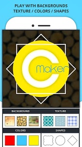 screenshot of Logo Maker - Icon Maker, Creative Graphic Designer version 1.1