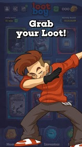 screenshot of LootBoy - Grab your loot! version 1.22.52