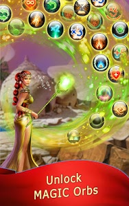screenshot of Lost Bubble - Bubble Shooter version 2.84