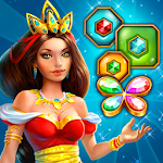Cover Image of Download Lost Jewels - Match 3 Puzzle 2.150 APK
