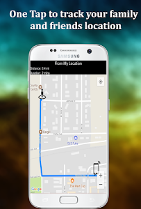 screenshot of Mobile tracking version 1.14.0