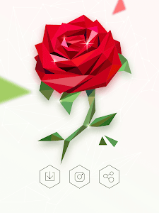 screenshot of Love Poly - New puzzle game version 1.1.10