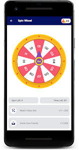 screenshot of Luck By Spin : Lucky Video Offer version 1.4
