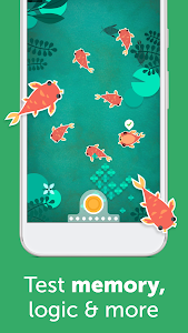 screenshot of Lumosity: #1 Brain Games & Cognitive Training App version Varies with device
