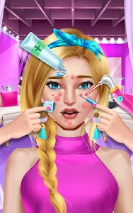 screenshot of Makeup Artist - Pimple Salon version 1.3