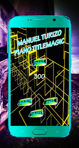 screenshot of Manuel Turizo Piano Titlemagic version 1.0