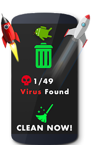 screenshot of Master Clear Antivirus Android version 1.0.2