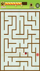 screenshot of Maze King version 1.5.5