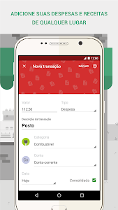 screenshot of Minhas Economias version Varies with device