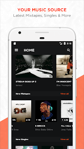 screenshot of DaMixhub Mixtape & Music Downloader version Varies with device