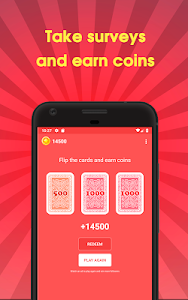 screenshot of Money Flip - Free Gift Cards & Rewards version v-1.0