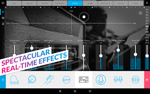 screenshot of Music Maker JAM version Varies with device
