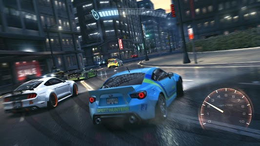 screenshot of Need for Speed™ No Limits version 3.7.4