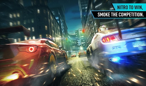 screenshot of Need for Speed™ No Limits version 1.2.6