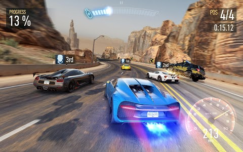 screenshot of Need for Speed™ No Limits version 4.3.4