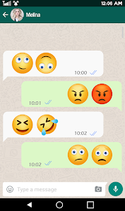 screenshot of New WAStickerApps for WhatsApp for Free Stickers version 13.6