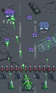 screenshot of Non-stop Zombies Shooter version Varies with device