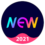 Cover Image of Download New Launcher 2021 themes, icon packs, wallpapers 8.8 APK