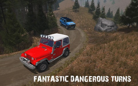 screenshot of Off Road Jeep Hill Driving 4x4 version 1.0.1