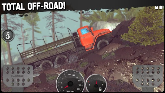 screenshot of Off-Road Travel: 4x4 hill climb version 1.955