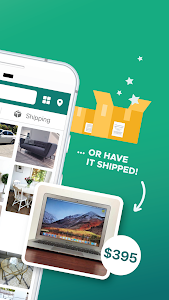 screenshot of OfferUp - Buy. Sell. Offer Up version 3.20.1