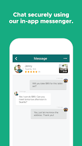 screenshot of OfferUp - Buy. Sell. Offer Up version 3.56.1