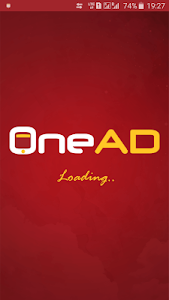 screenshot of OneAD version 9.0.6