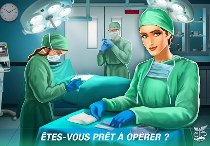 screenshot of Operate Now: Hôpital version 1.34.5