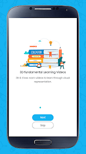 screenshot of Praadis Education (PIE) – Learning App for Student version 1.8.0