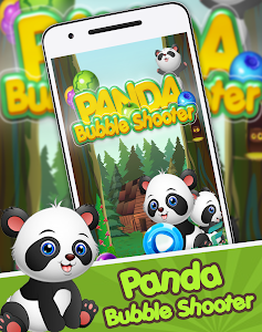 screenshot of Panda Bubble Shooter 2019 version 1.0