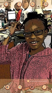 screenshot of PopCam: painting photo effects version 2.3.3
