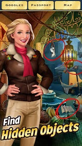 screenshot of Pearl's Peril - Hidden Object Game version 3.24.8594