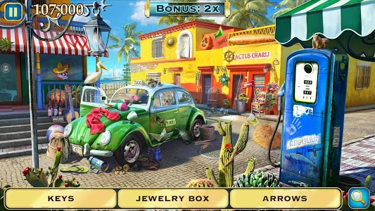screenshot of Pearl's Peril - Hidden Object Game version 4.09.2769