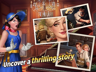 screenshot of Pearl's Peril - Hidden Object Game version 3.18.6897