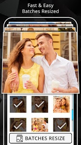 screenshot of Photo Resizer: Crop, Resize, Share Images in Batch version 1.8